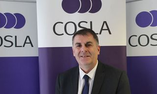 Councillor Stephen McCabe