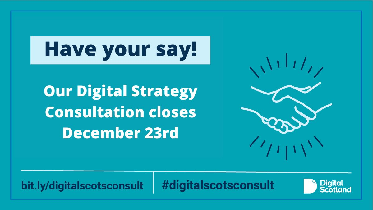 Digital Strategy Consultation graphic