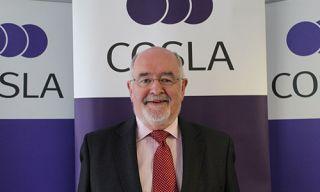 Councillor Graham Houston