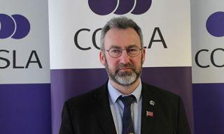 Councillor Steven Heddle